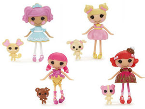 new mini lalaloopsy