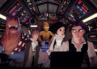 GIOCO DISNEY INFINITY 3.0: STAR WARS PER PS4 PS3 XBOX ONE E XBOX 360 - VIDEO TRAILER E RECENSIONE