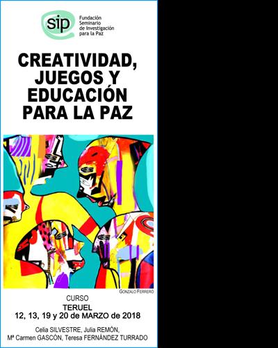 Creatividad, juegos y educación para la paz