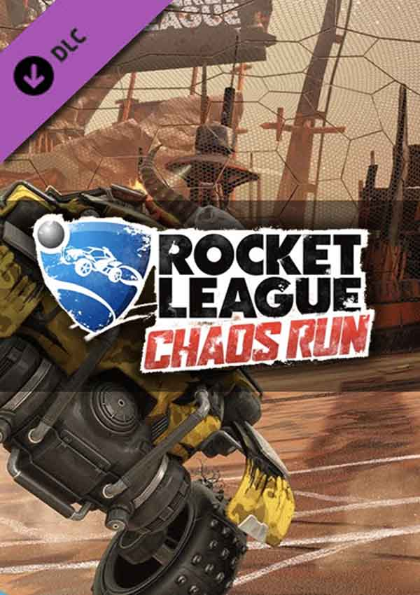 Rocket League Chaos Run Download Cover Free Game