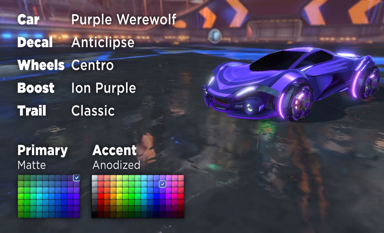 Spiksplinternieuw Amazing Rocket League car designs that cost under 5 Rocket League key NP-93