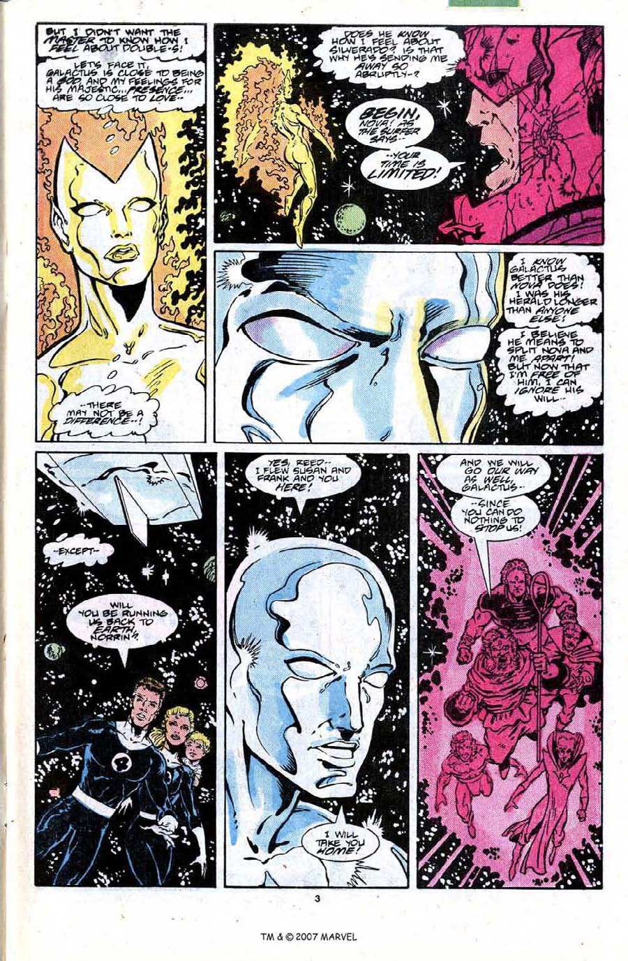 Read online Silver Surfer (1987) comic -  Issue #19 - 5