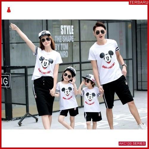 AKC100K99 Kaos Couple Baju Anak 100K99 Keluarga Family BMGShop