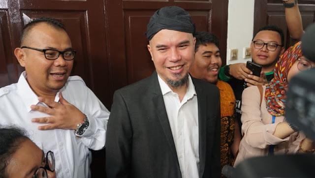 Ahmad Dhani Siap Jual Rumah untuk Dukung Prabowo Jadi Presiden
