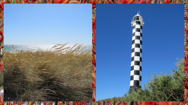 Road Trip to Margaret River in Western Australia - Bunbury Dunes and Lighthouse