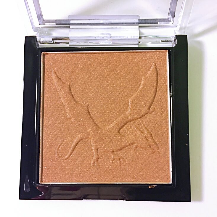 wet n wild color icon Bronzer You're Dragon Me Down