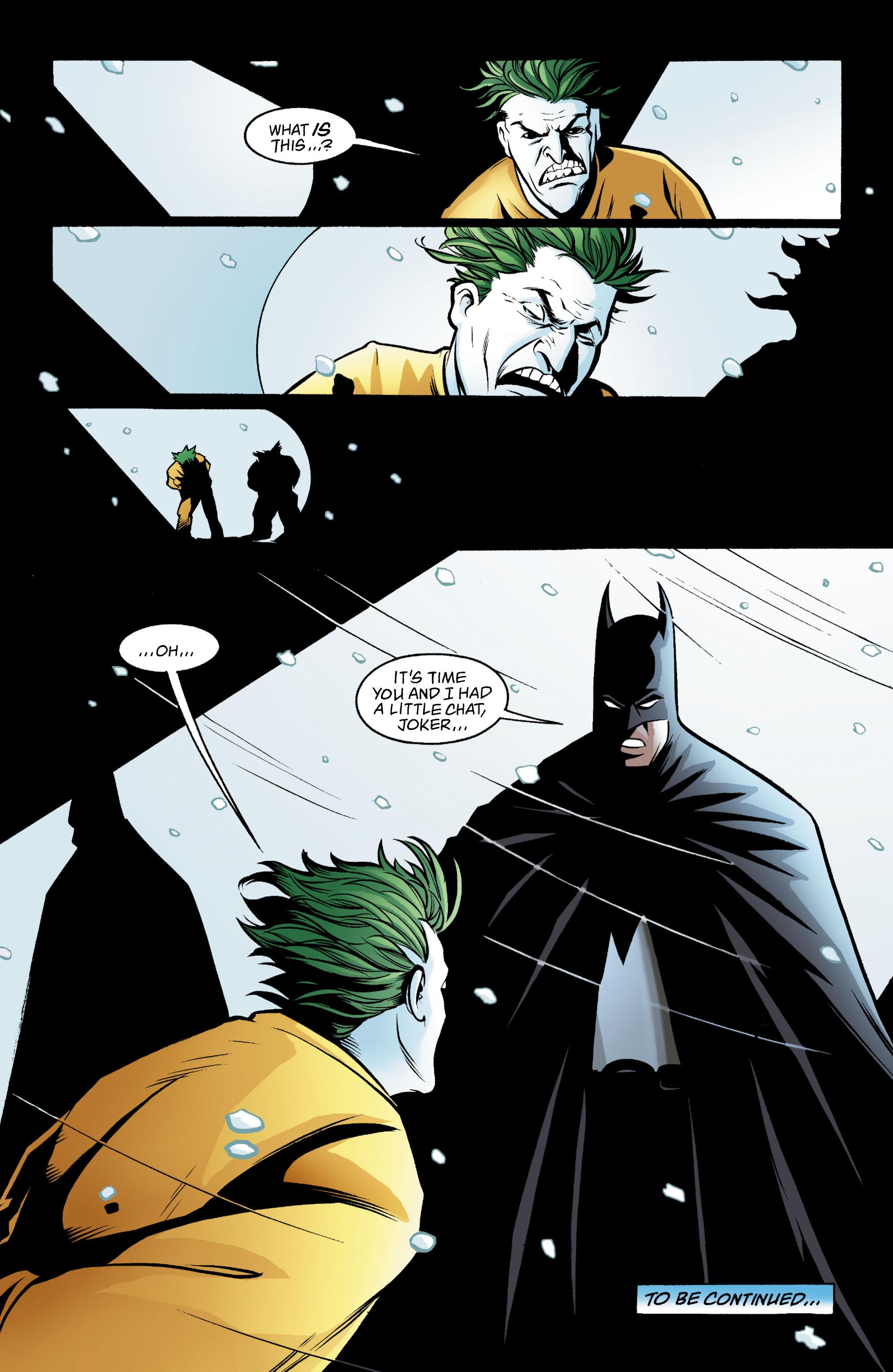 Detective Comics (1937) 780 Page 21