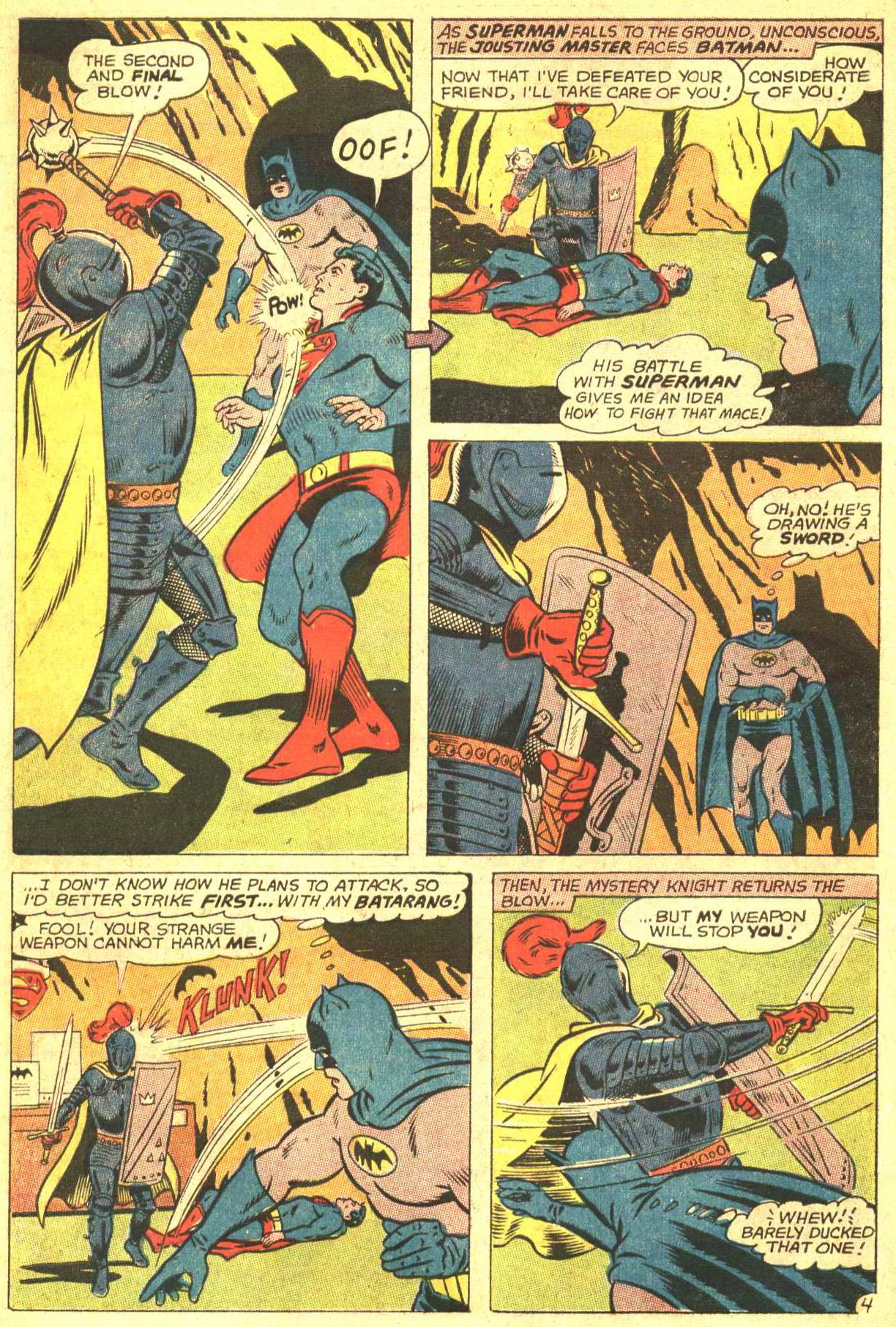 Read online World's Finest Comics comic -  Issue #162 - 6