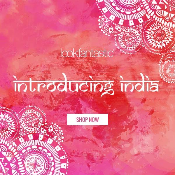Lookfantastic India is here