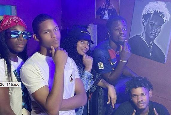 Titica junta: Neide Sofia, Uami Ndongadas, Paulelson e Teo no Beat em nova música 2020