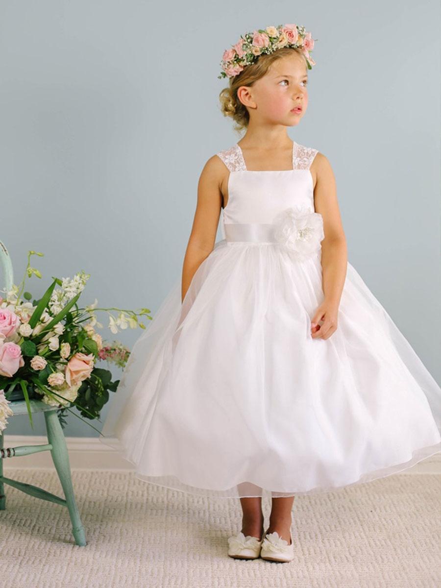 Ultimos estilos de vestidos de primera comunion