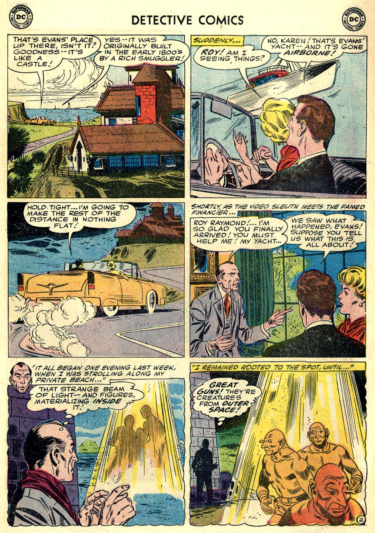 Detective Comics (1937) 273 Page 18