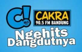 Radio Cakra 90.5 FM Bandung