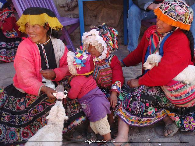 Perú - Ollantaytambo