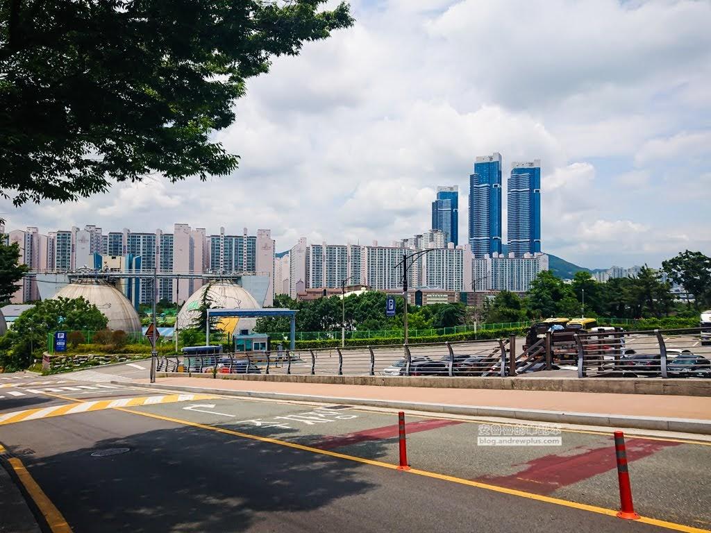 二妓台健行,釜山景點,二妓台海岸風景