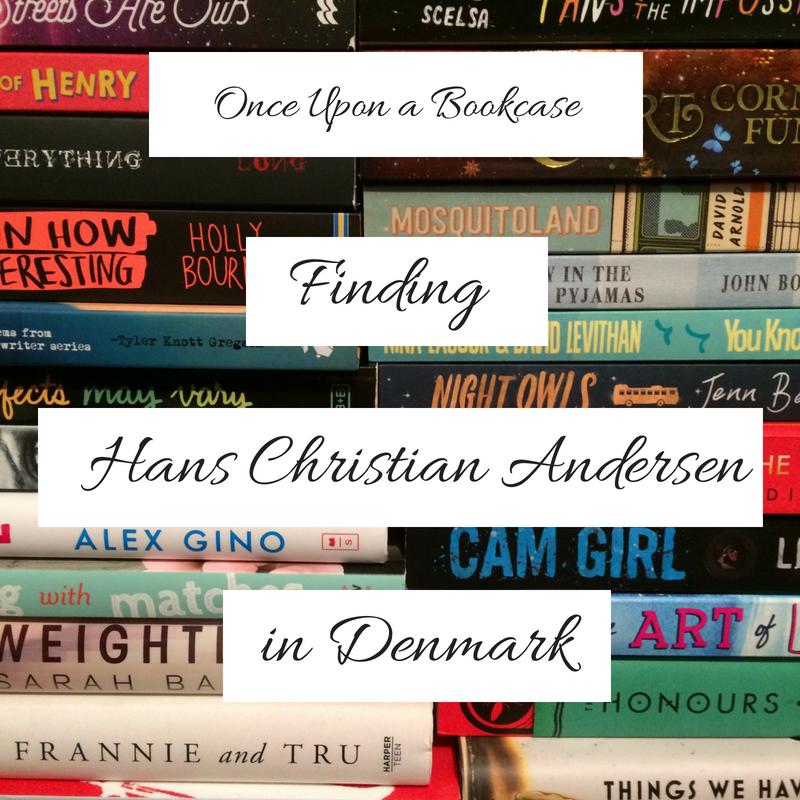 Finding Hans Christian Andersen in Denmark