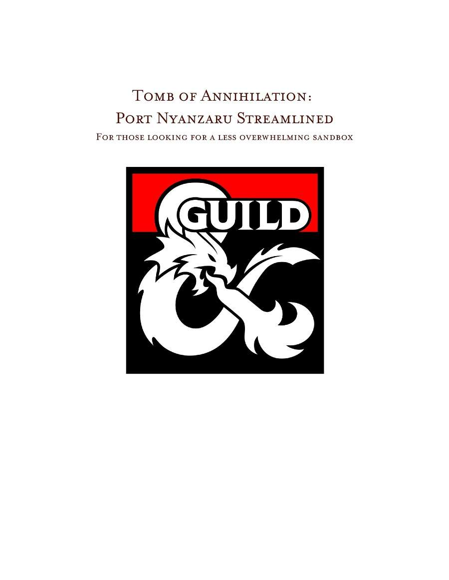 THOUGHT EATER: Free and Pay-What-You-Want 5e DMs Guild Highlights