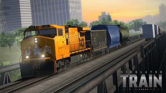 Download Train Simulator PRO 2018 Mod Apk