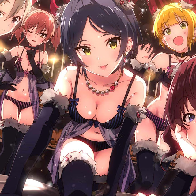 Idol Master LiPPS Wallpaper Engine