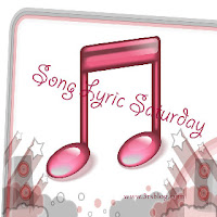 "Song Lyric Saturday: ""Wonder"""