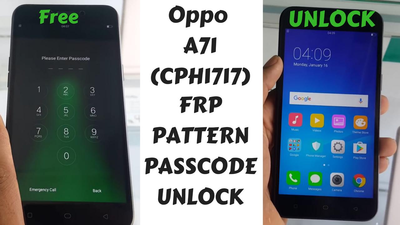 Unlock tool oppo | Oppo Unlocker  2019-03-16