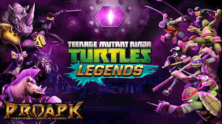 Ninja Turtles Legends MOD APK 1.5.6