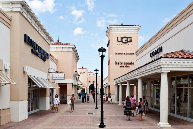 tiendas de los Outlets Premium en Orlando