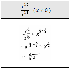 OpenAlgebra.com: Rational Exponents