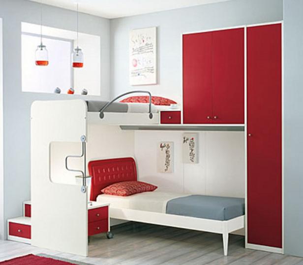 10 model lemari pakaian minimalis untuk kamar berukuran