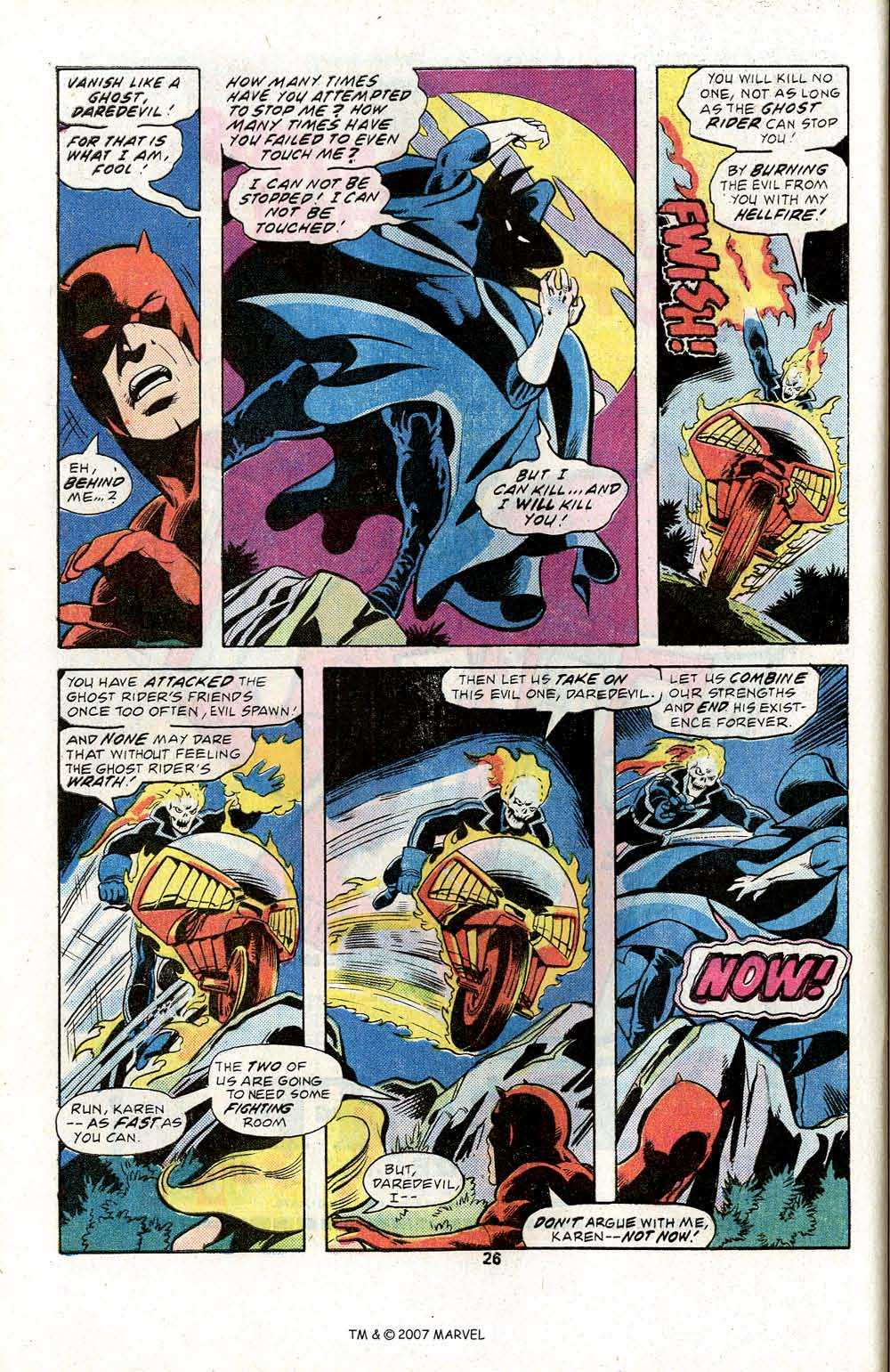 Ghost Rider (1973) Issue #20 #20 - English 28