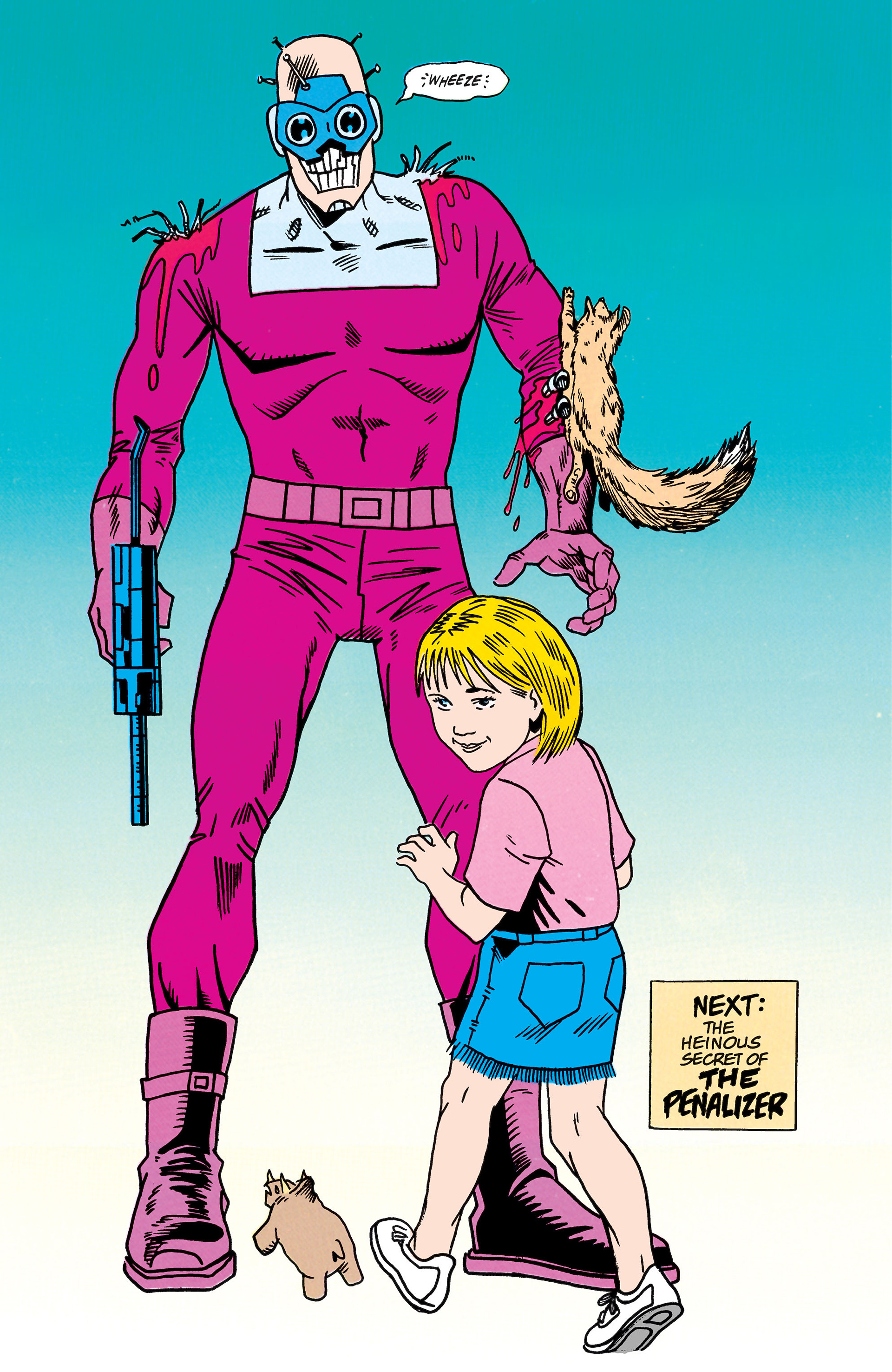 Read online Animal Man (1988) comic -  Issue #44 - 25