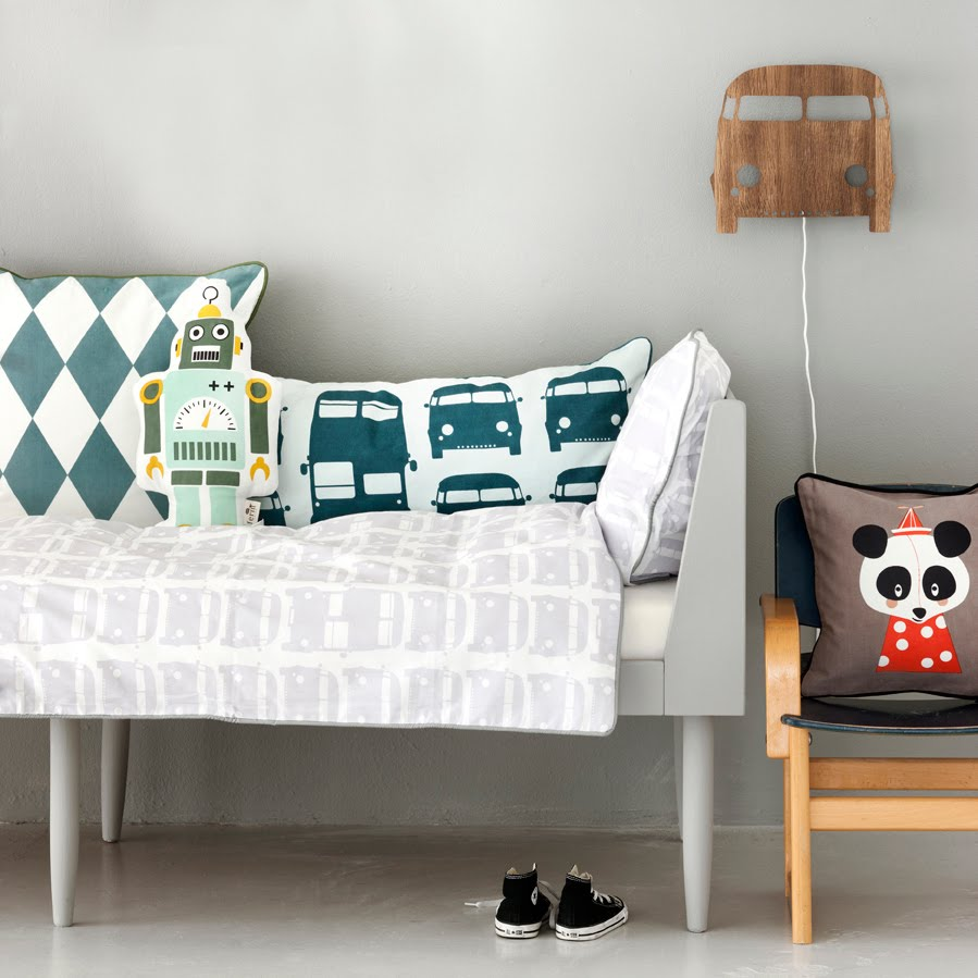 Auto Lamp Kinderkamer Favourite Things By Ferm Living: Kids Bedding In Stock