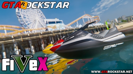 FiVeX (Graphics Enhancement) V2.1.1 para GTA V