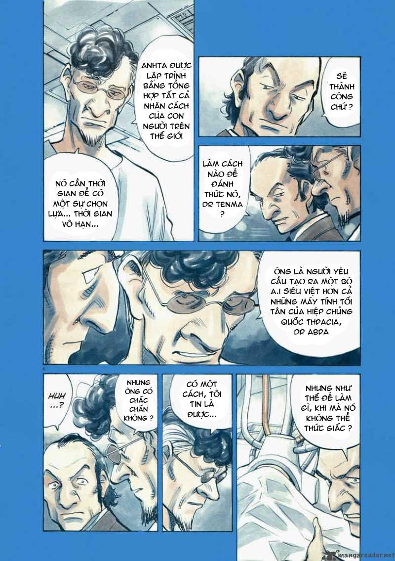 Pluto chapter 48 trang 7