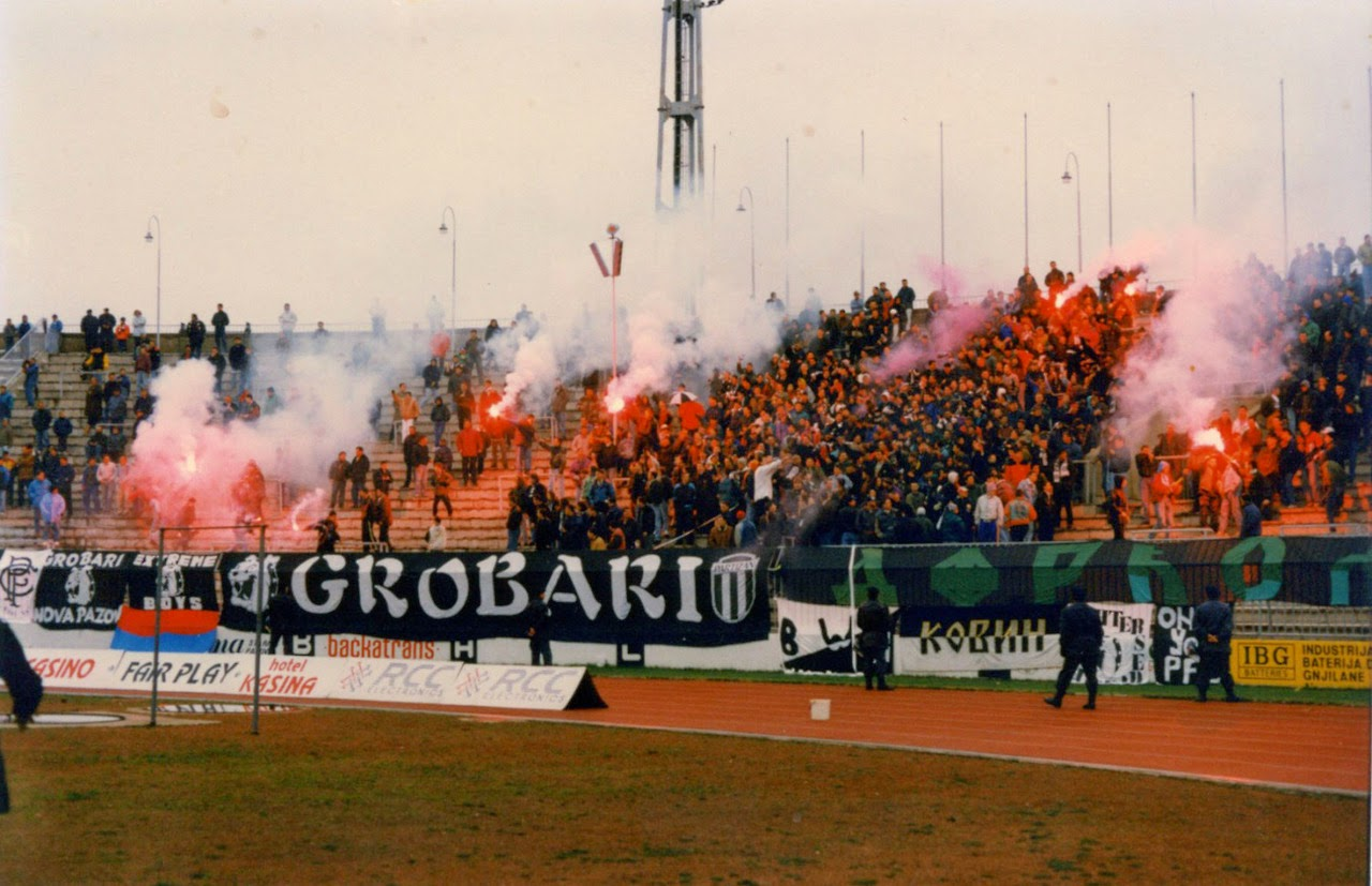 school grobari partizan fc serbia ultras avanti