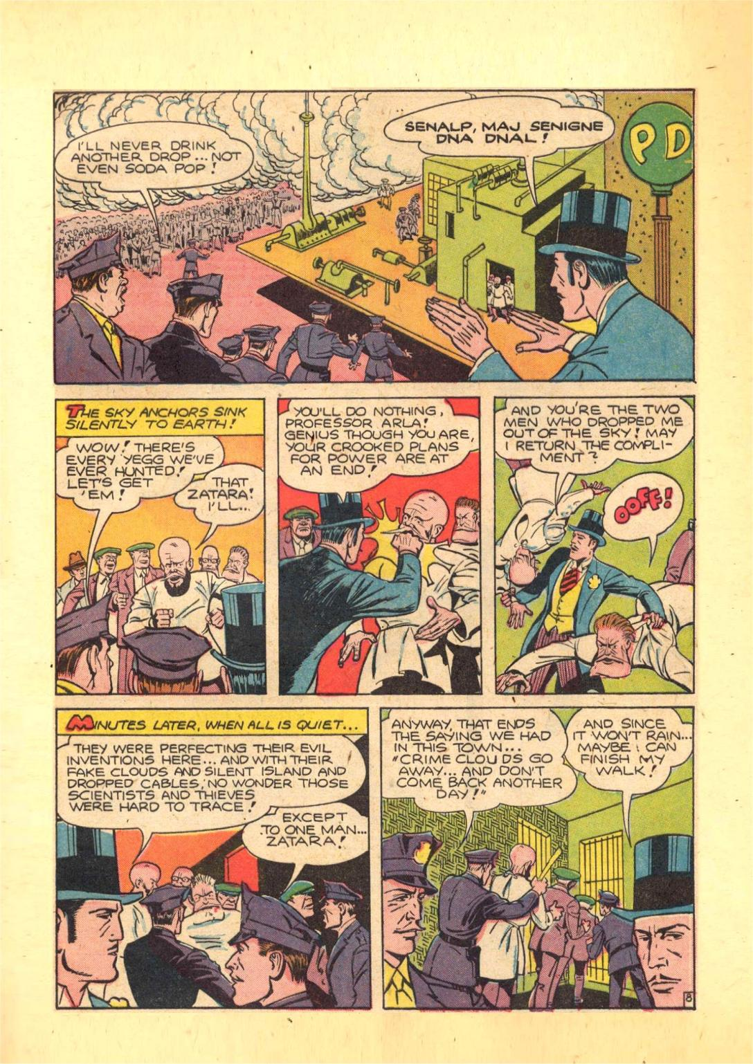 Read online Action Comics (1938) comic -  Issue #70 - 57