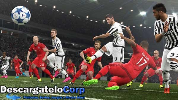 Pro Evolution Soccer 2016 Español Juego para PC