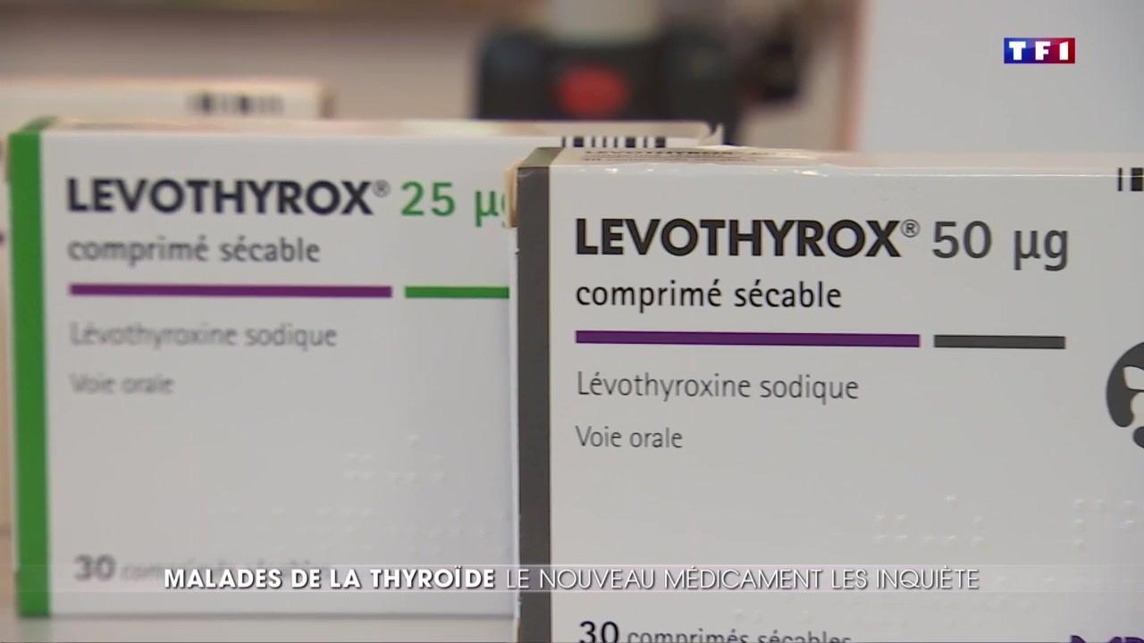 Retour du Levothyrox