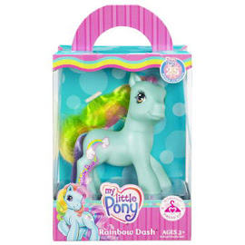 My Little Pony Rainbow Dash Favorite Friends Wave 6 G3 Pony