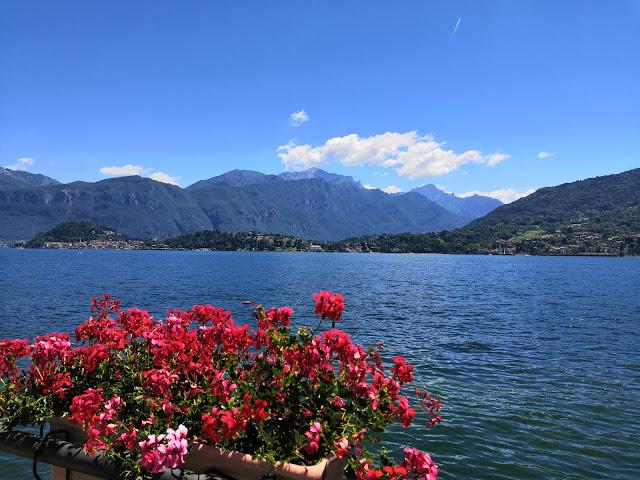 Menaggio lago Como Italia