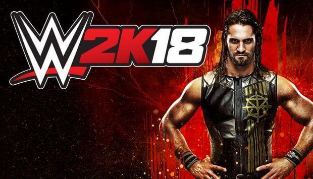 WWE 2K18 MISE A JOUR v1.04-CODEX