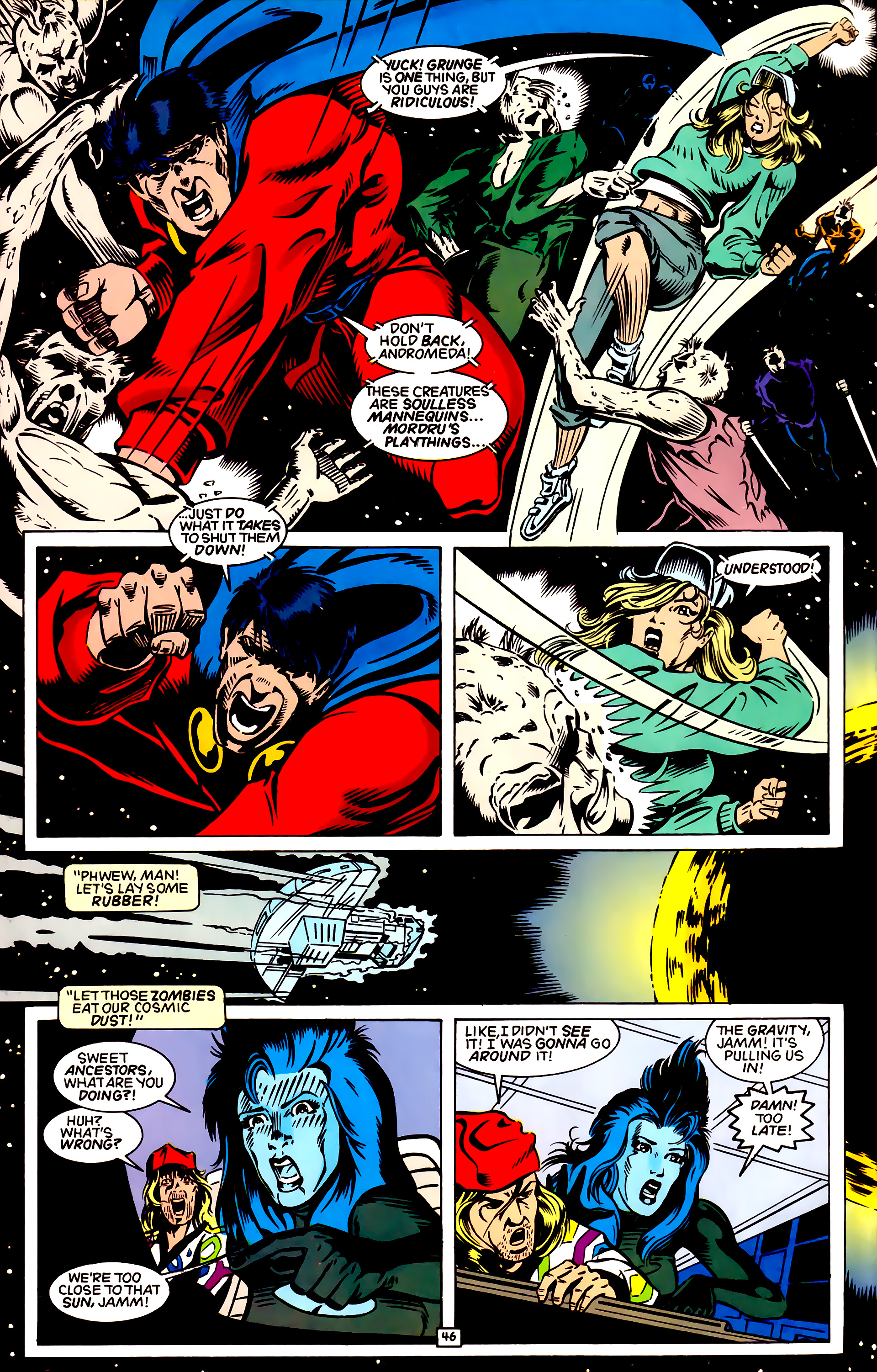Legion of Super-Heroes (1989) _Annual_4 Page 46