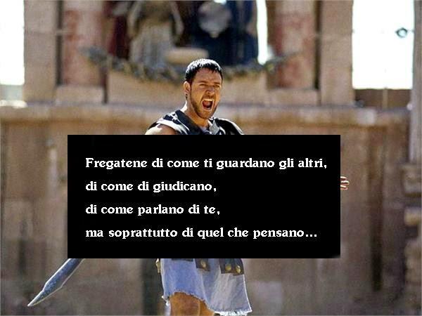 frasi celebri gladiatore