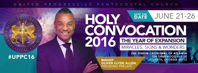UPPC Holy Convocation 2016
