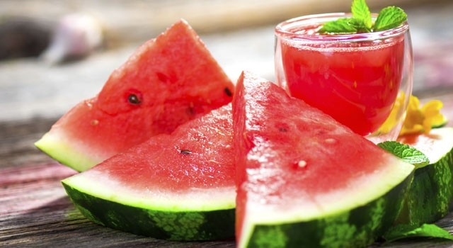 Dieta de sandia para adelgazar