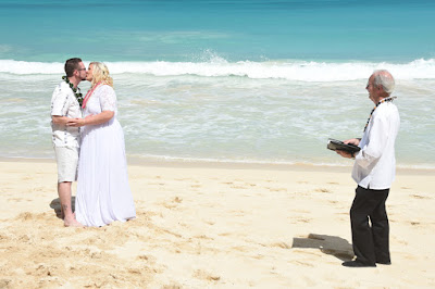 East Oahu Wedding