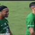 ابداع محرز مع رونالدينيو في مباراة اساطير كرة القدم (28-05-2017)