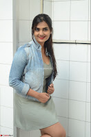 Neha Despandey in short deep neck dress at the Silk India Expo Exhibition ~  Exclusive 023.JPG