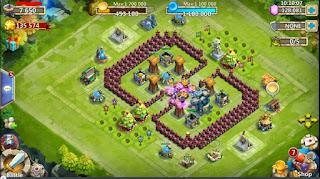 Trik Mendapatkan Banyak GEMS Gratis Konflik Kastil (Castle Clash)