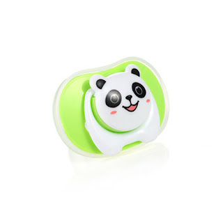 Cute Cartoon Pacifier Green